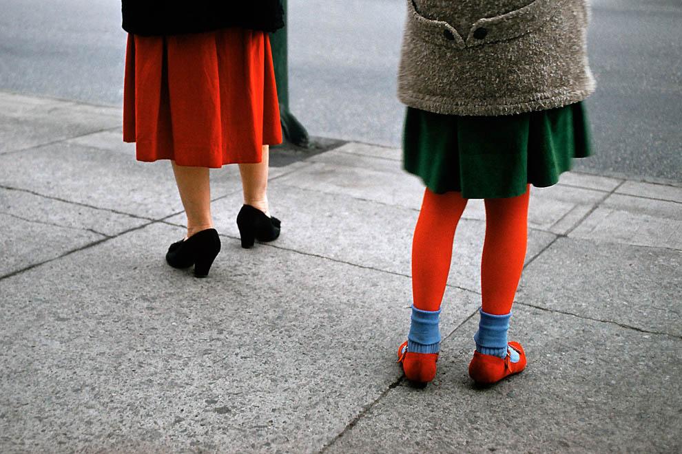Цветные фото Фреда Херцога